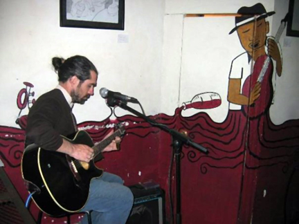 Paul Benoit - guitarist, singer, composer